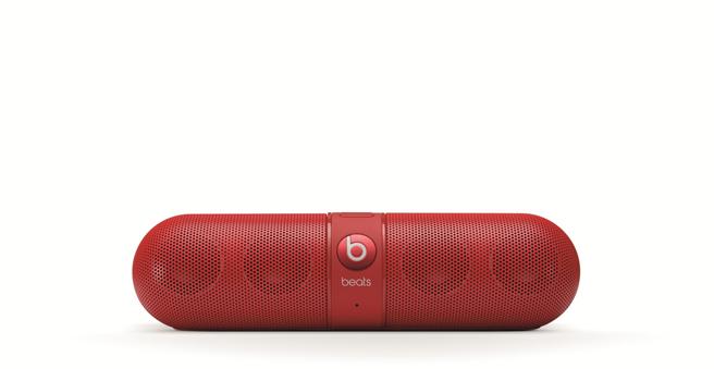 Beats-Pill-red
