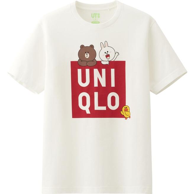 UNIQLO LINE FRIENDS UT-01