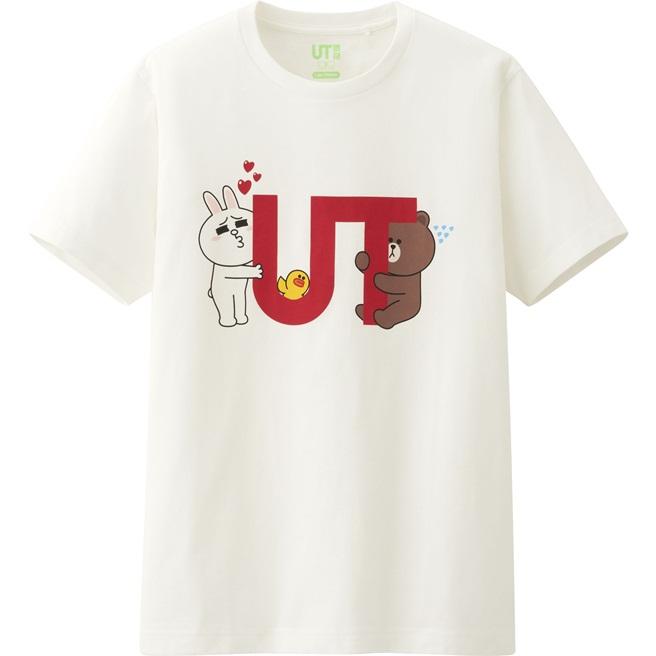 UNIQLO LINE FRIENDS UT-09