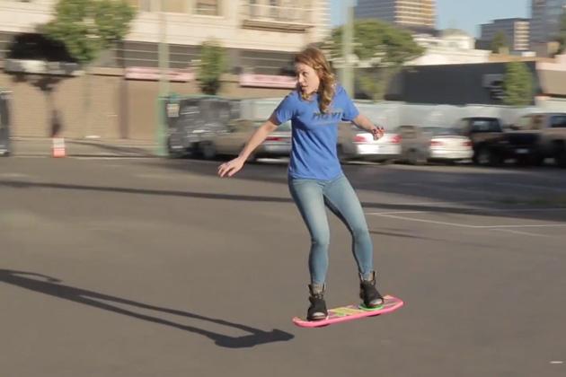 huvr-hoverboard
