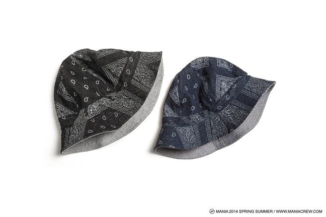 MANIA Paisley Hat-01