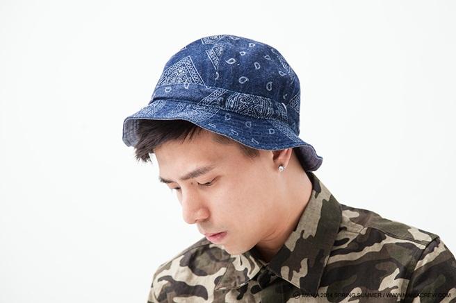 MANIA Paisley Hat-03