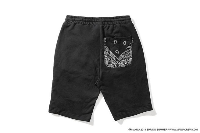 MANIA Paisley Shorts-02