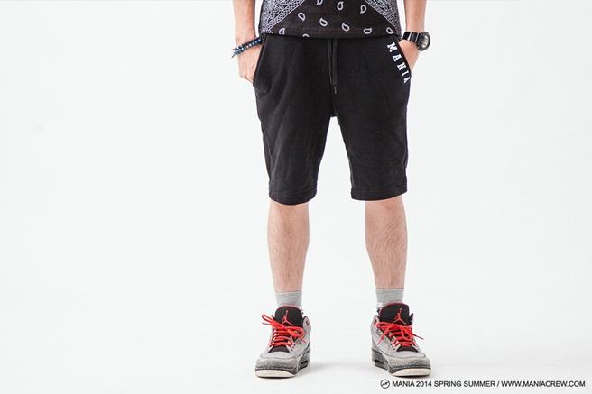 MANIA Paisley Shorts-05