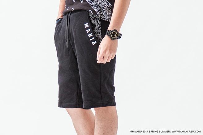 MANIA Paisley Shorts-06