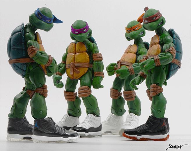 Santlov-x-NiceKicks-Toys-Are-Like-Us-Sneaker-Series-tnmt-retros