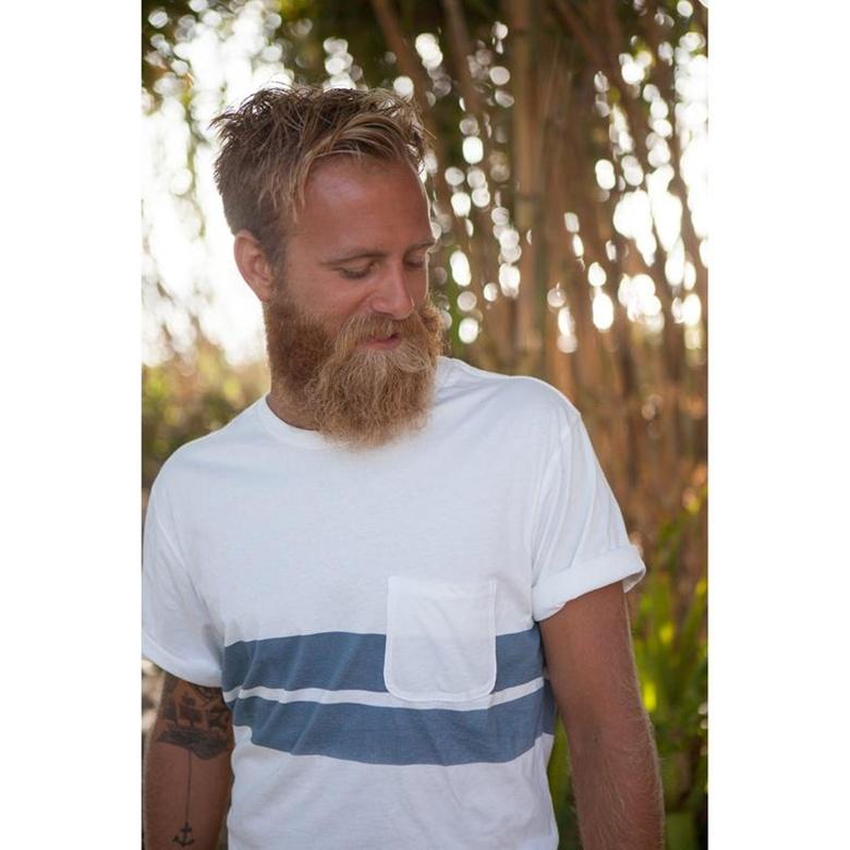04-Blanket Stripe T-Shirt_Natural_$1900(4)