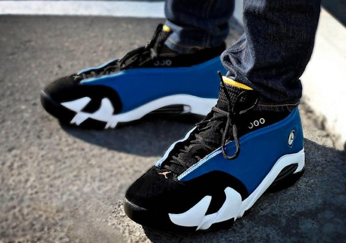 Air Jordan 14 Low '' LANEY