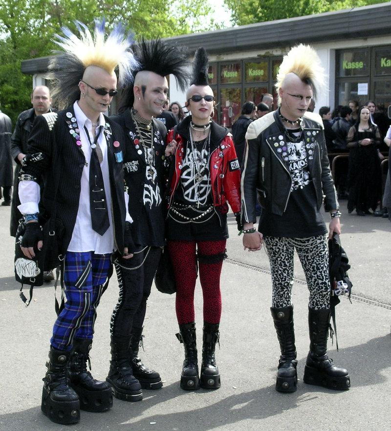 German_Punks_by_Wilhelmvs