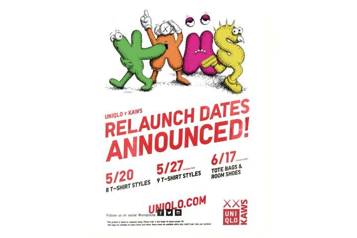 kaws-uniqlo-relaunch-dates-announced-100