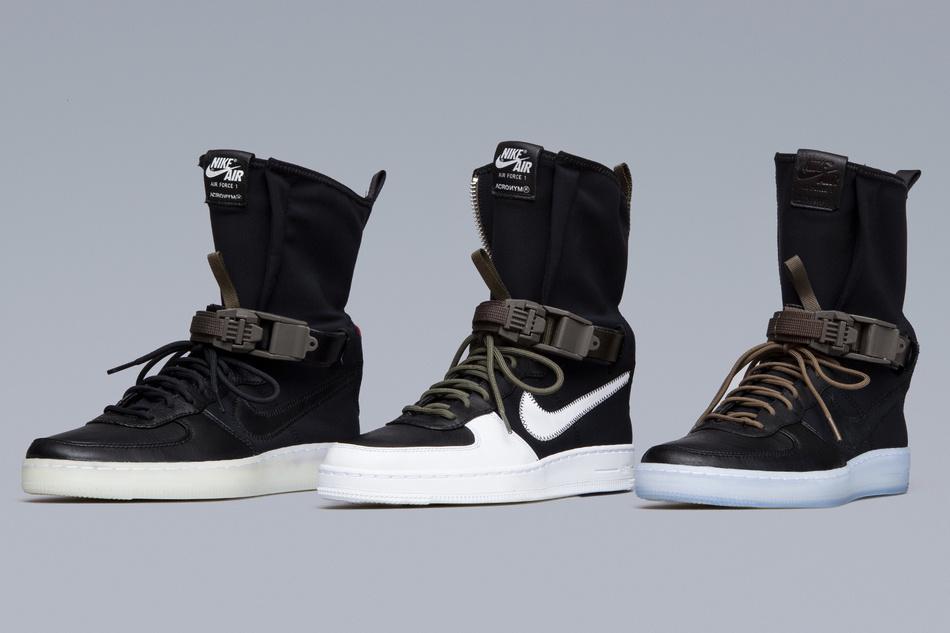 ACRONYM x Nike AF1 Dowtown Hi SP
