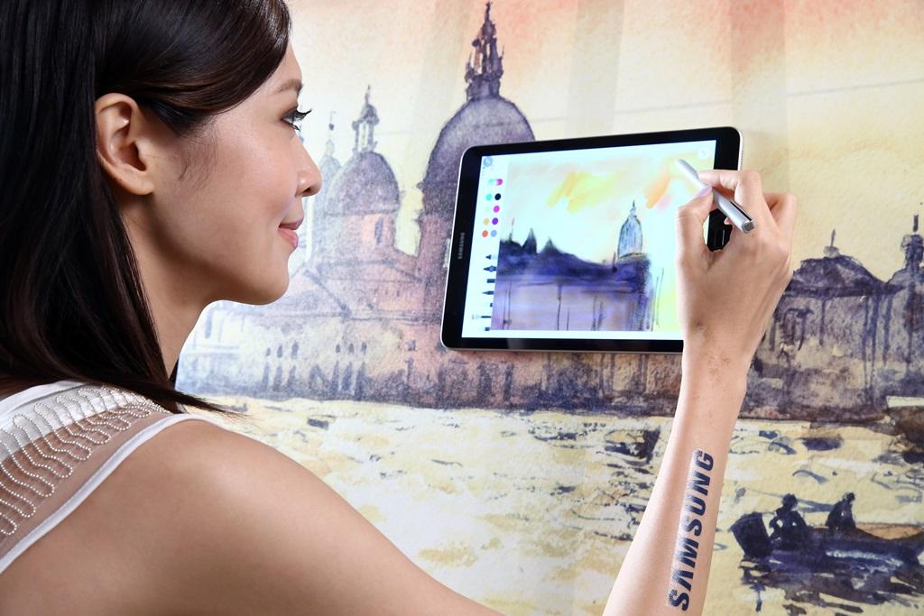 Galaxy Tab S3-2