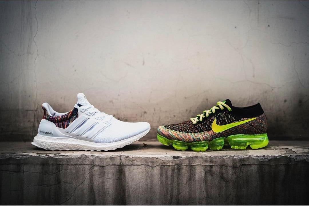 世紀對決Nike Air VaporMax v.s.