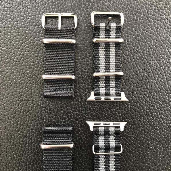 fragment design x Apple watch
