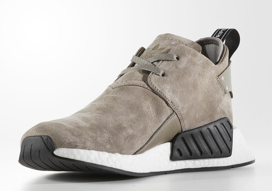 """夏天还没过,但还是要準备购入秋季鞋履!adidas Originals NMD City Sock 2 """"Suede""""即将回归!"""