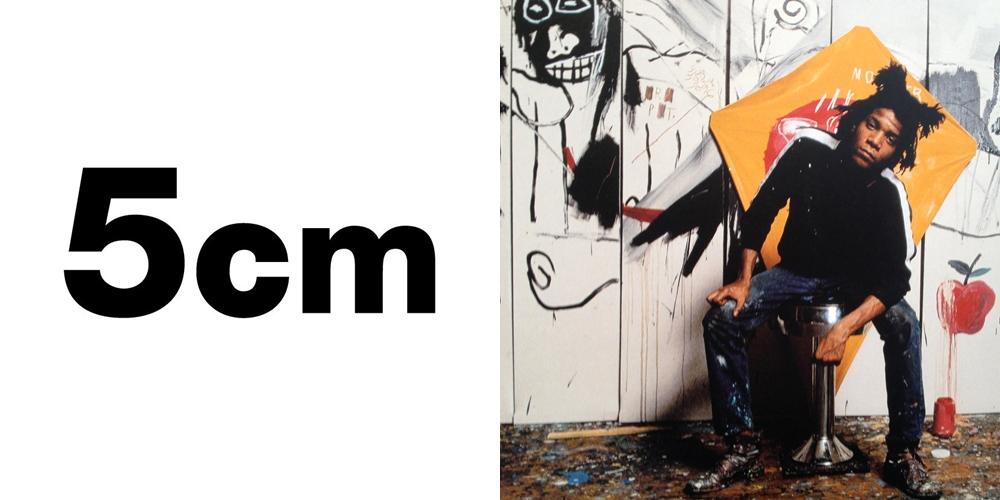 cover_5cm x Jean Michel Basquiat