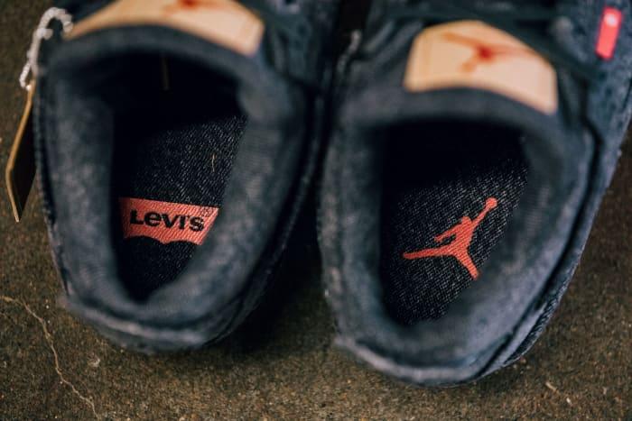 LEVI'S X AIR JORDAN 4 cool 2018 006