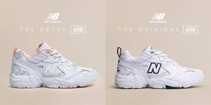 New Balance WX608