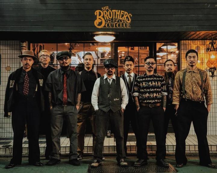 Mr.Brothers Cut Club (9)