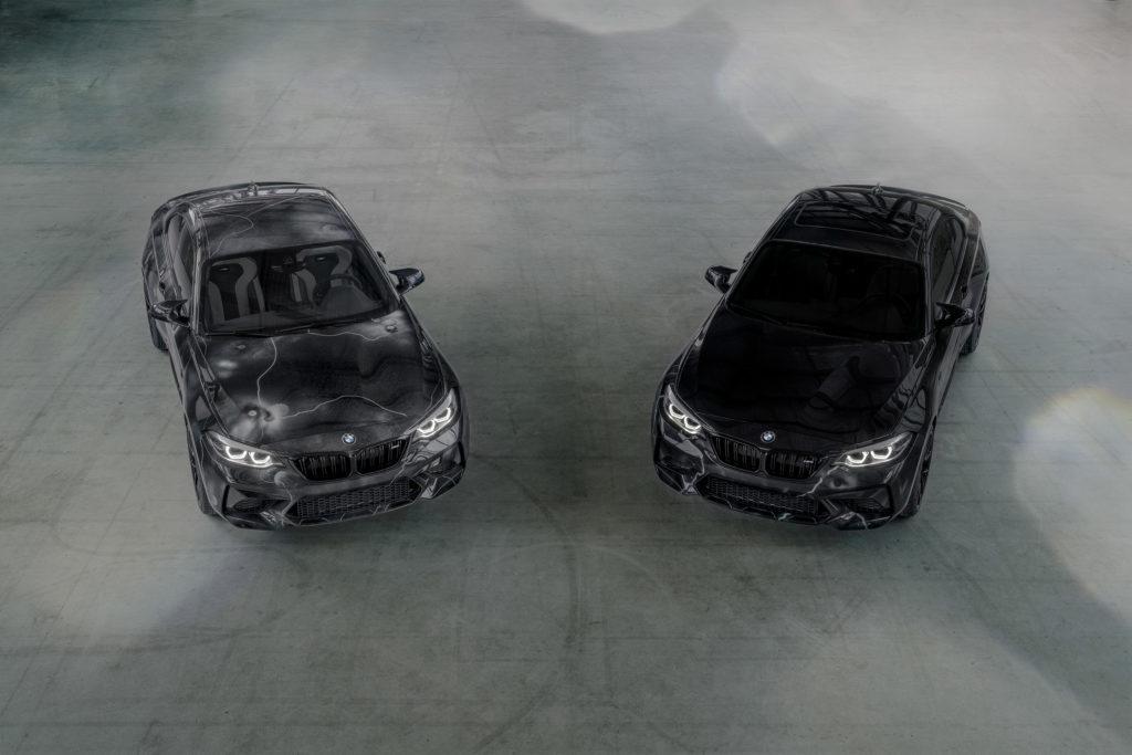 BMW M2 x FUTURA 2000