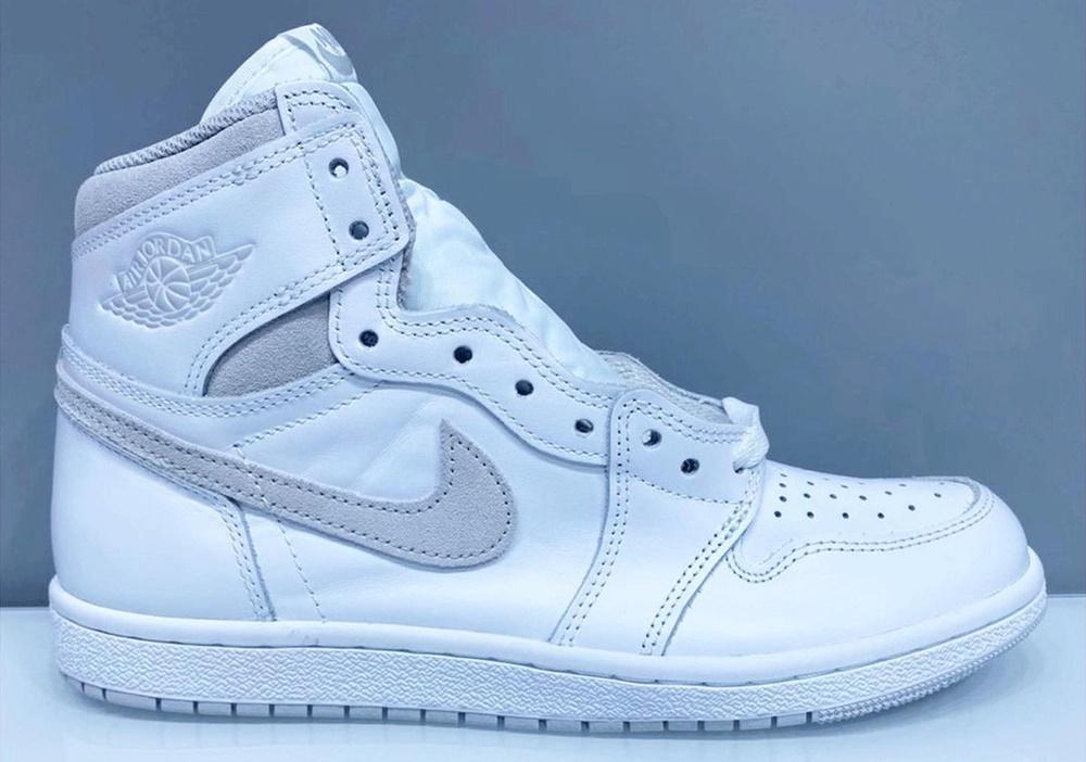 "Air Jordan 1 85 ""Neutral Grey"""