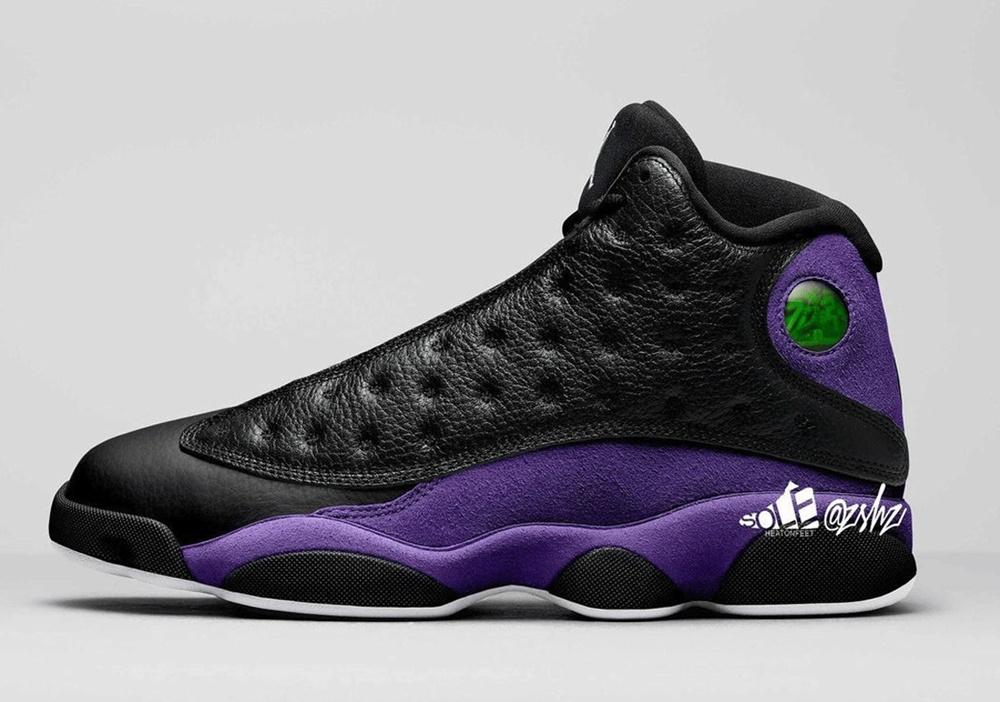 "Air Jordan 13 ""Court Purple"""