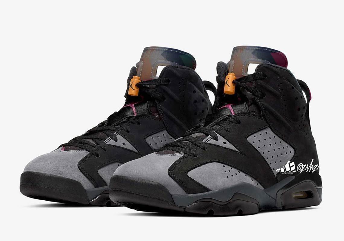 """Air Jordan 6 """"Bordeaux"""""""