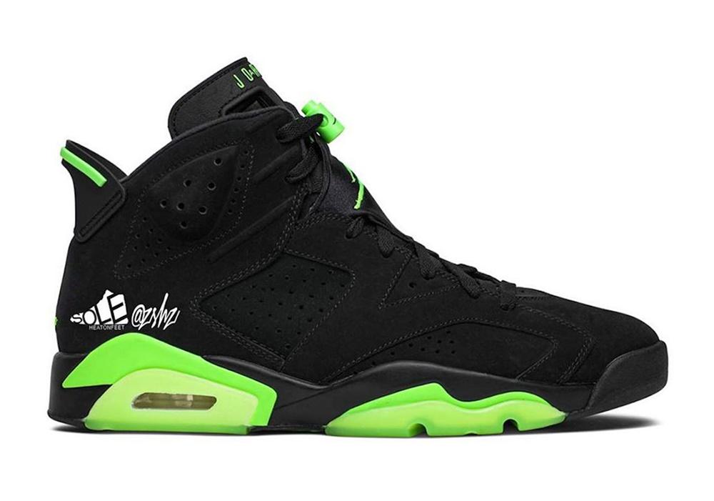 "Air Jordan 6 ""Oregon"""