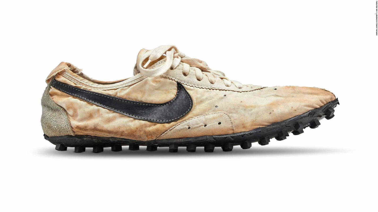 Nike Waffle的原型跑鞋