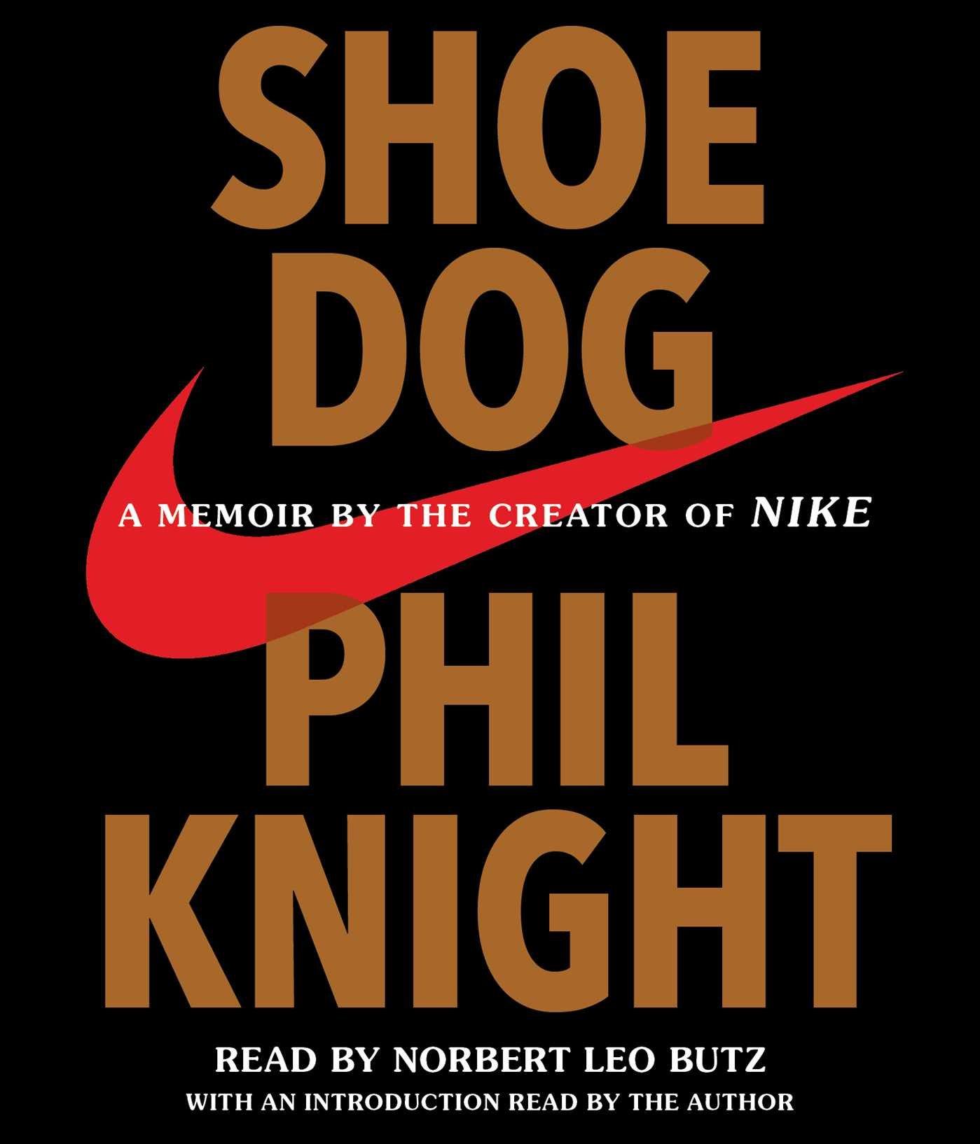 Nike創辦人Phil Knight的自傳