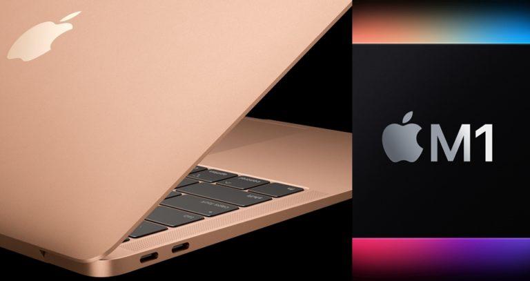 2021 年第一樣潮禮物確定!M1 處理器的新 MacBook Air、MacBook Pro、Mac mini ...