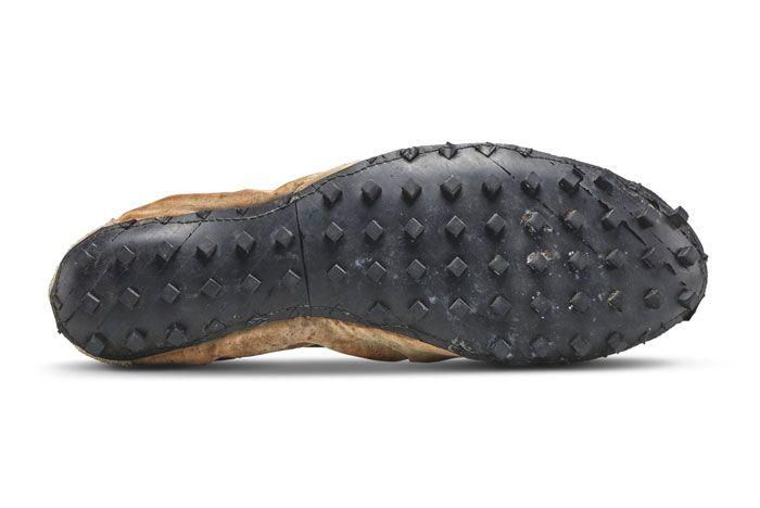 以前的 Nike Waffle Sole