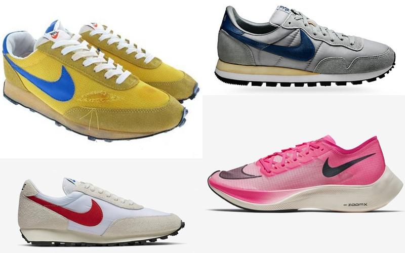 Nike使用Waffle鞋底的鞋款