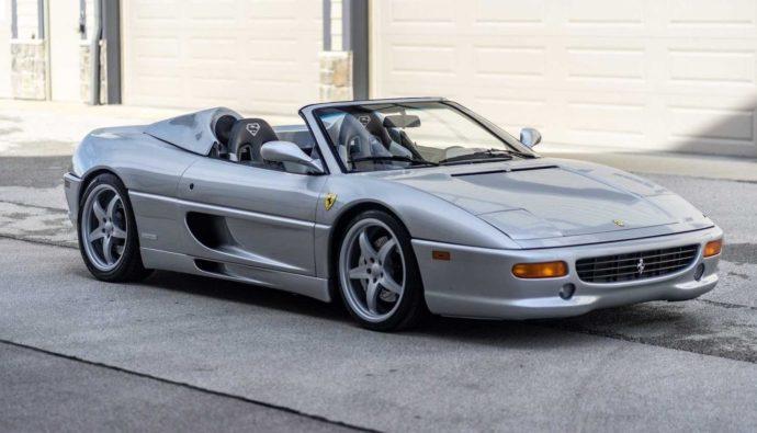 1998 Ferrari F355 Spider Shaquille O'Neal