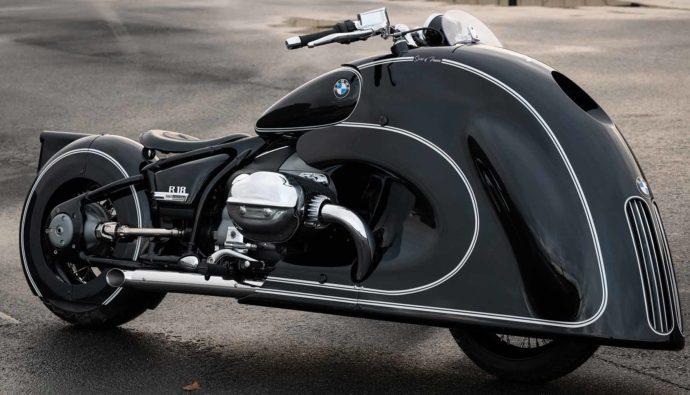 "BMW Motorrad R 18 "" Spirit of Passion """