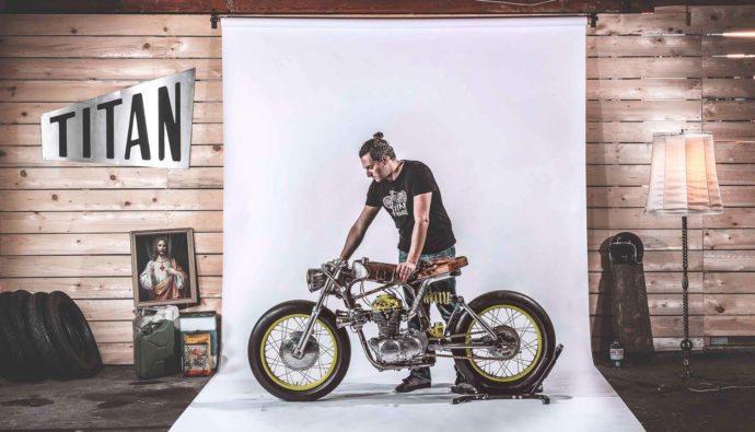 Titan One Honda CB360