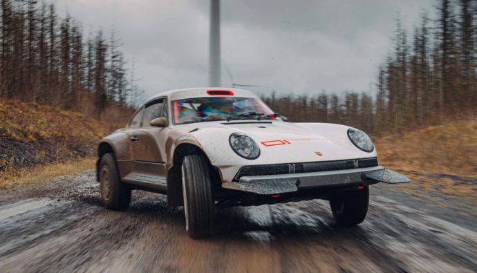 Singer ACS Porsche 964