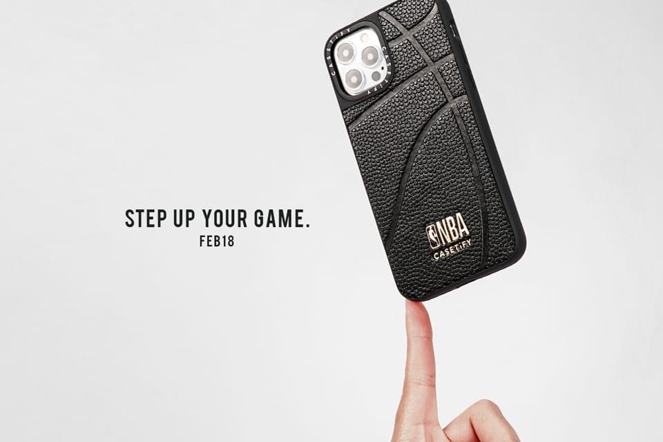 【分享】CASETIFY 與 NBA 聯名推出籃球手感 iPhone 手機殼! - 2