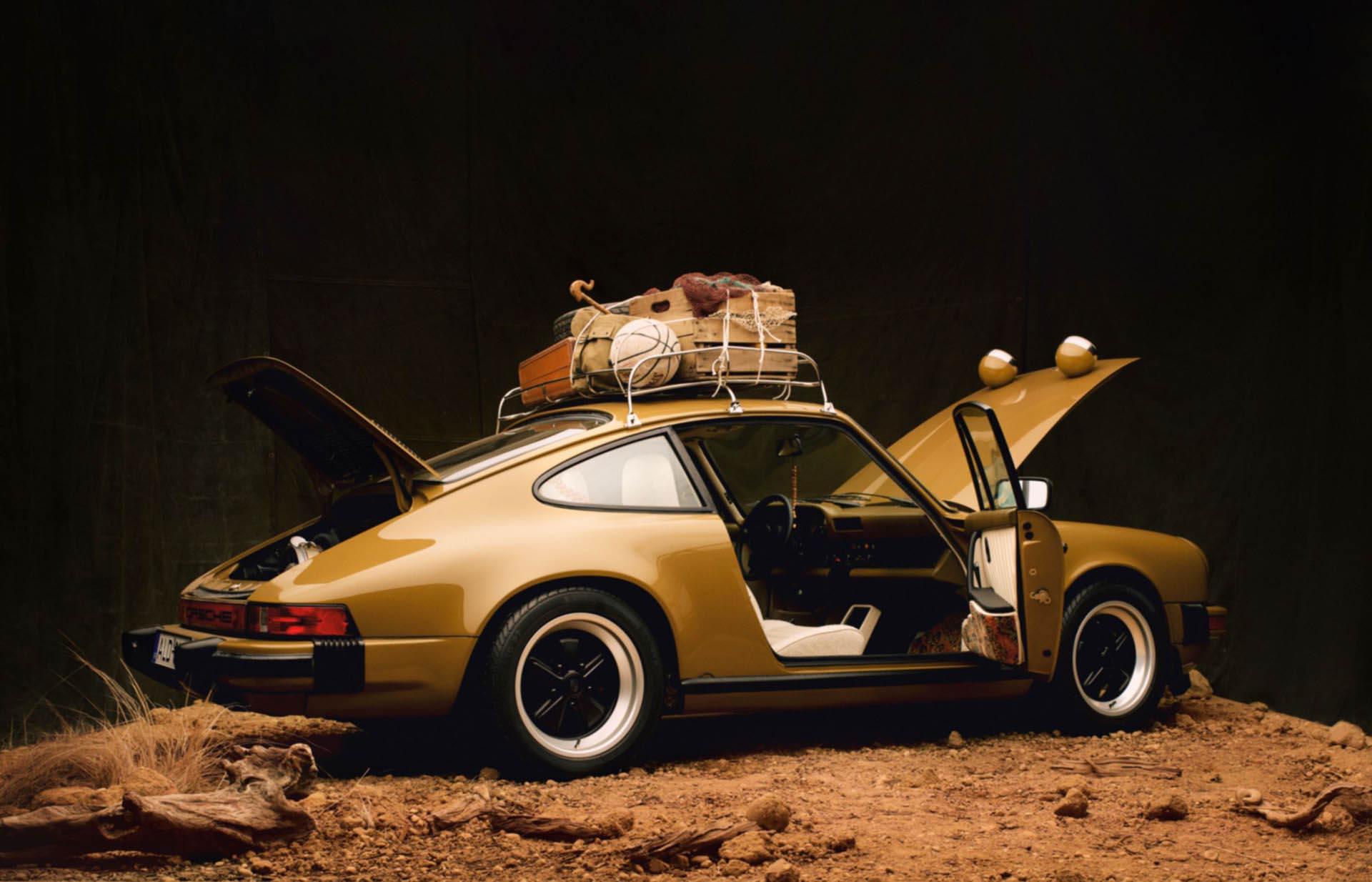 Porsche × Aimé Leon Dore