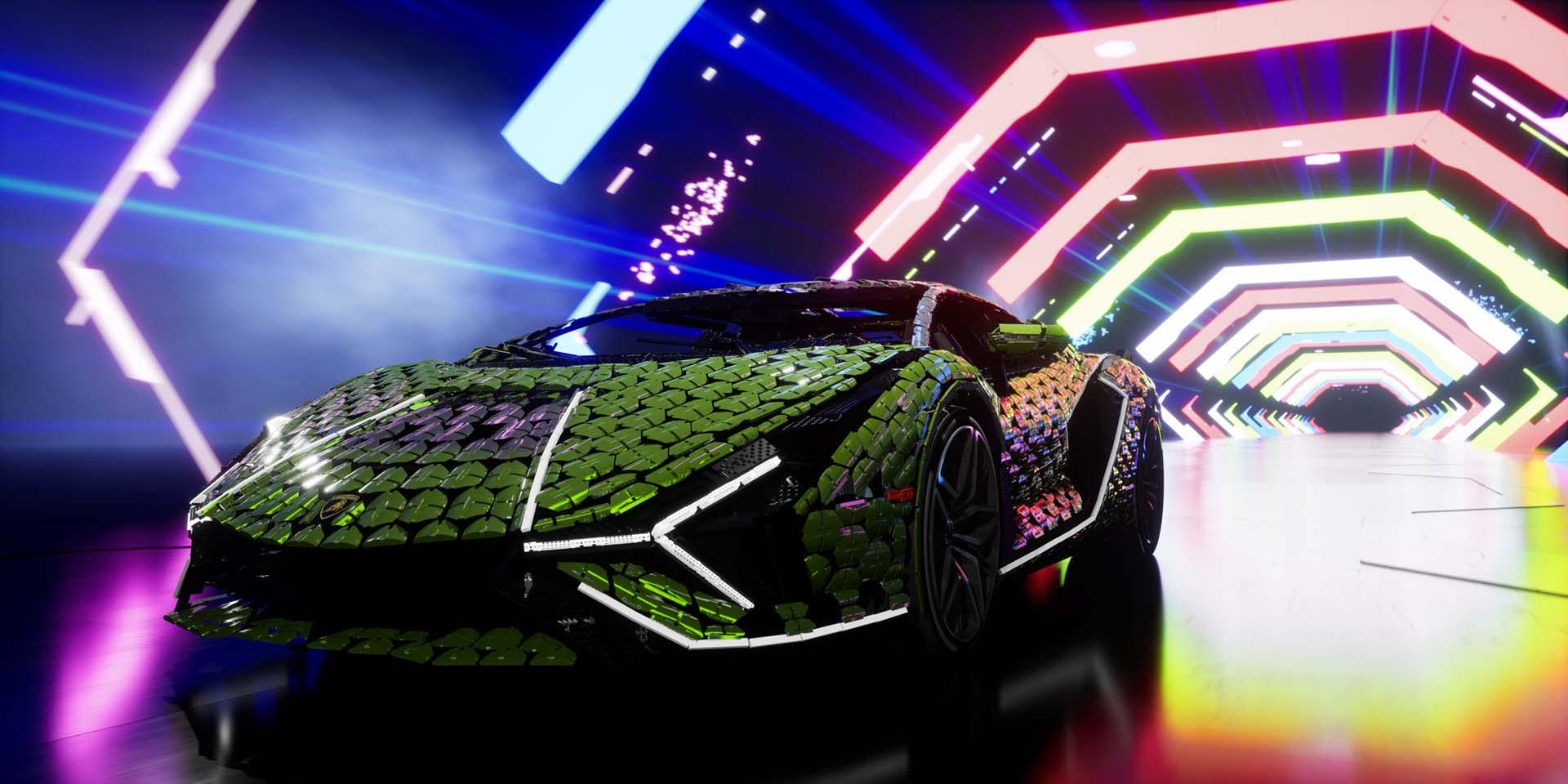 LEGO Lamborghini Sián FKP 37