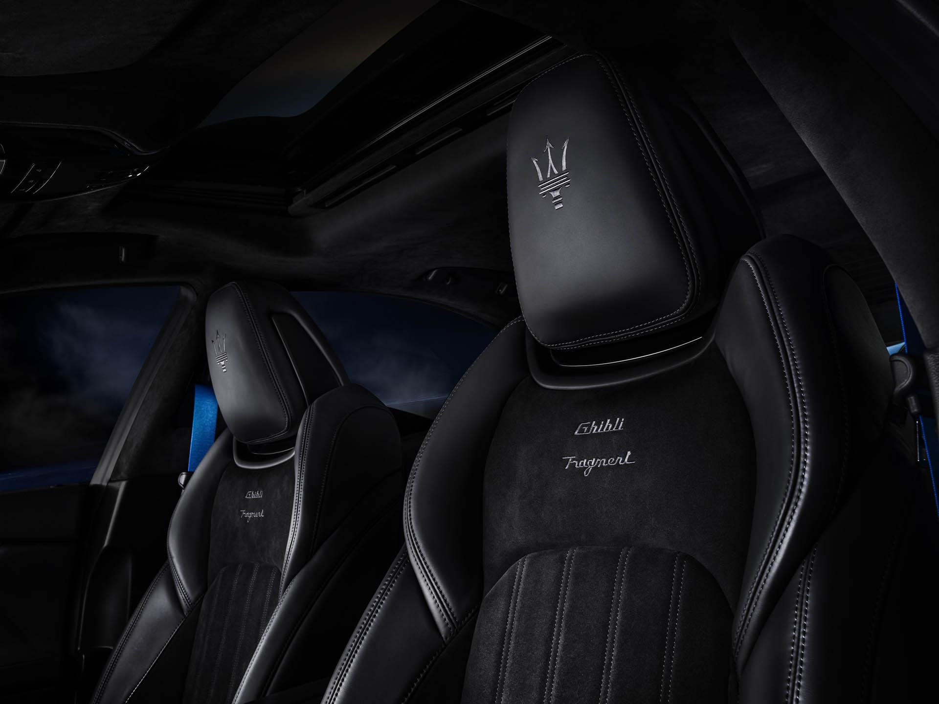 Maserati meets Fragment