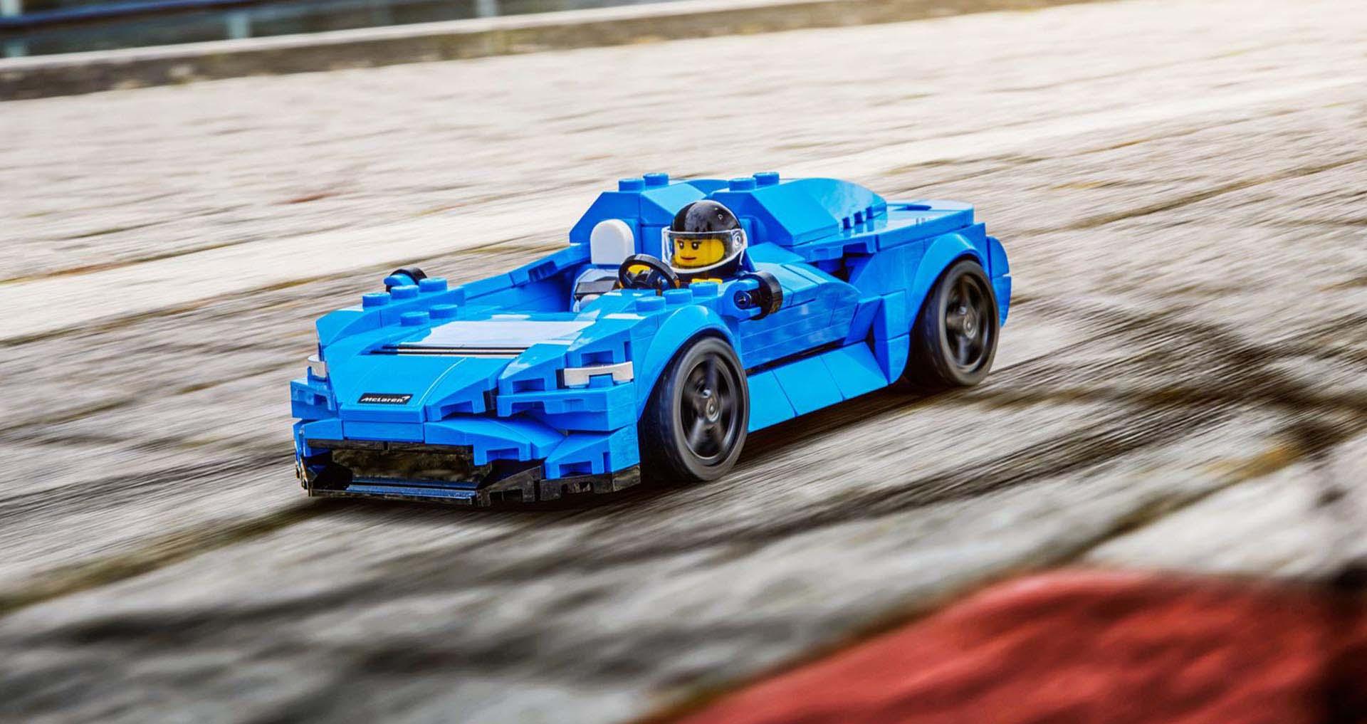 McLaren Elva LEGO